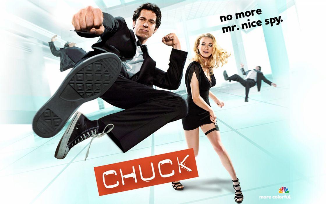 Kung fu Chuck wallpaper