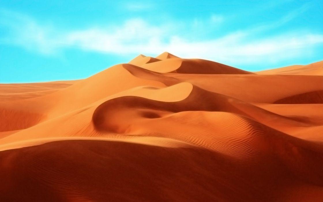 Only desert wallpaper