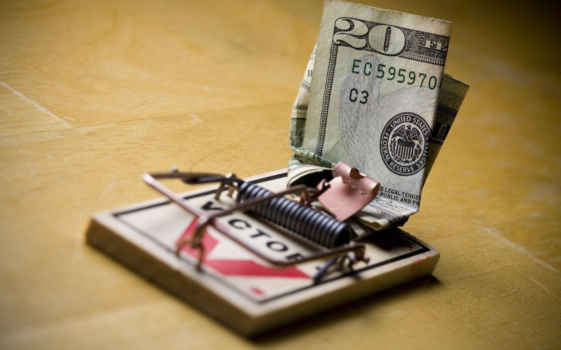 Money Trap wallpaper