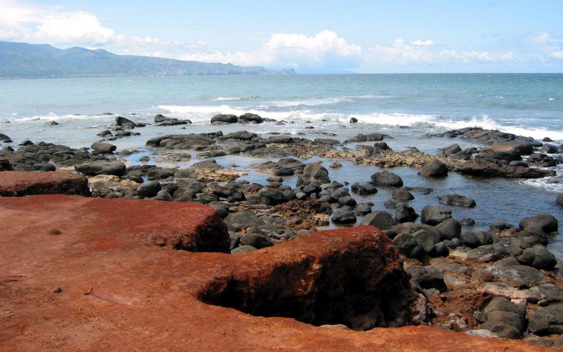 Maui beach wallpaper