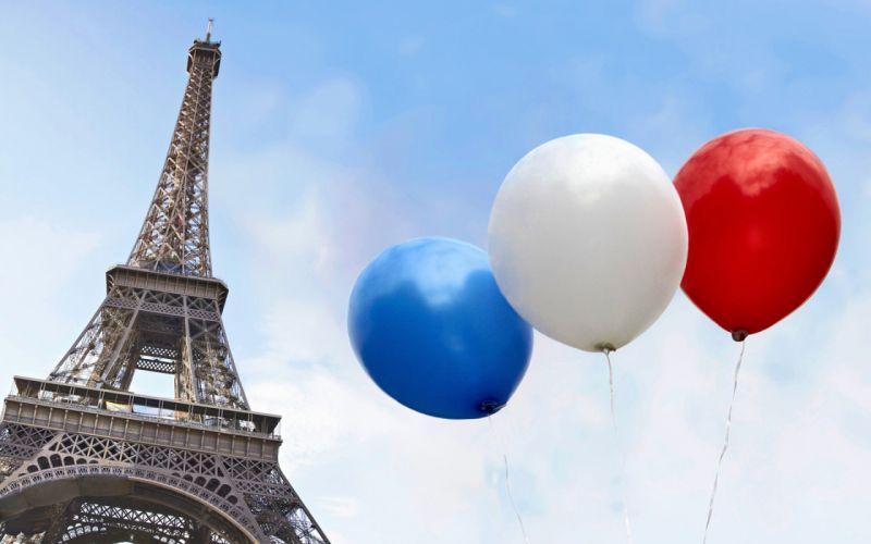 France colors wallpaper