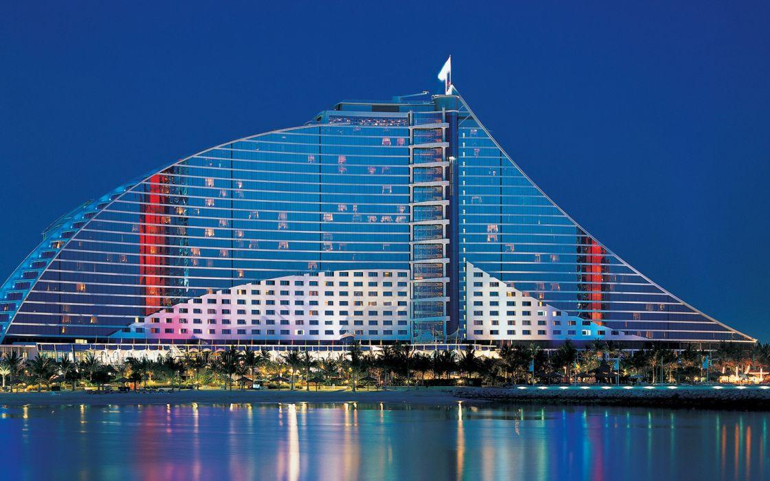 Jumeirah beach hotel dubai wallpaper