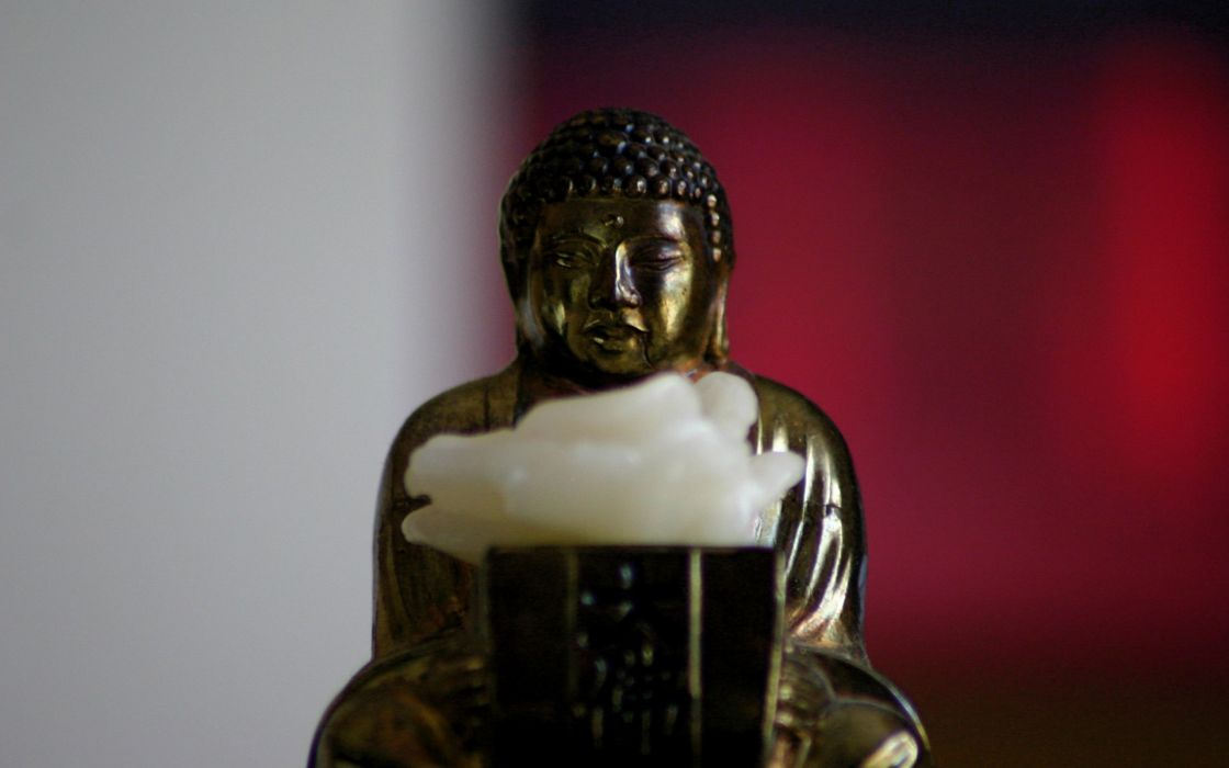 Small buddha wallpaper