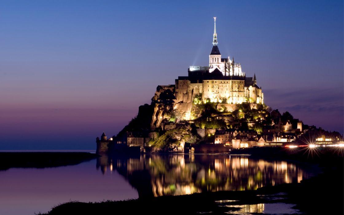Mont Saint Michel Wallpaper 2560x1600 4215 Wallpaperup