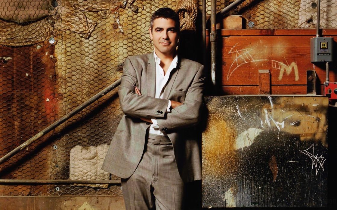 George Clooney wallpaper