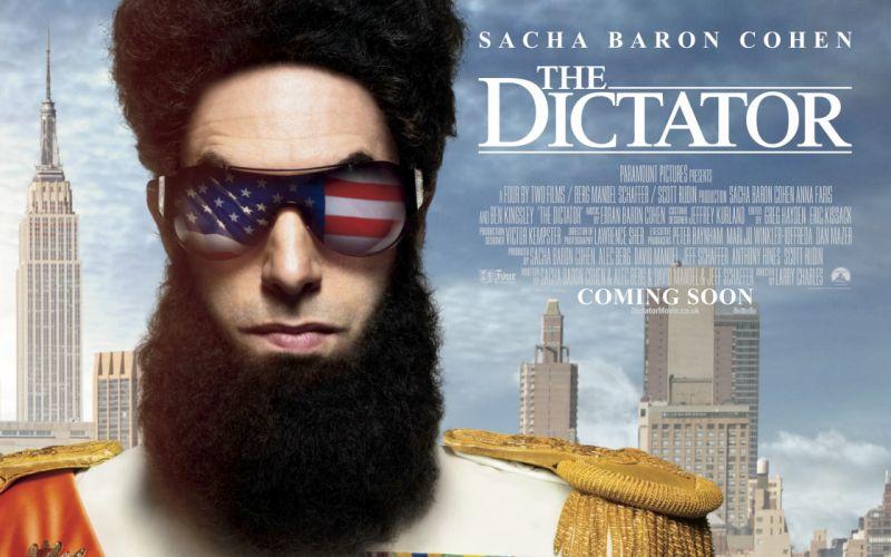 The dictator film wallpaper