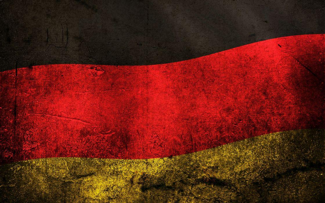 Germany grunge flag wallpaper