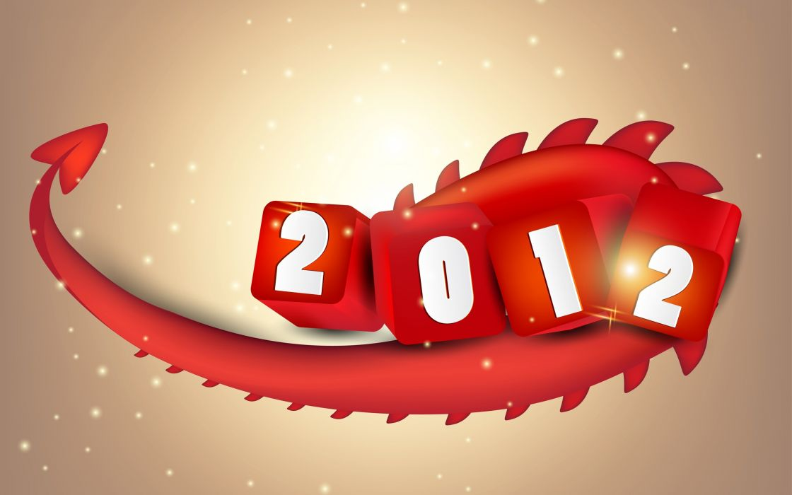 Dragon year wallpaper
