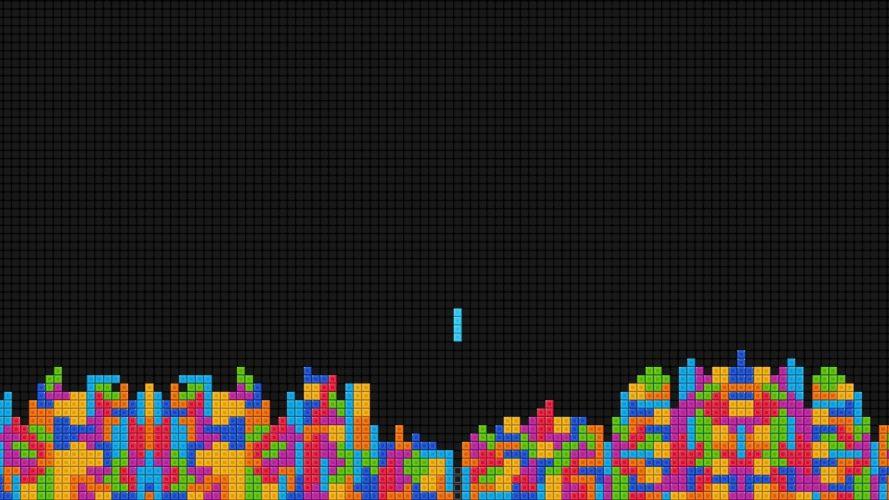 Big tetris wallpaper