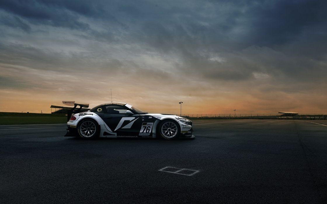 BMW Z4 sport wallpaper