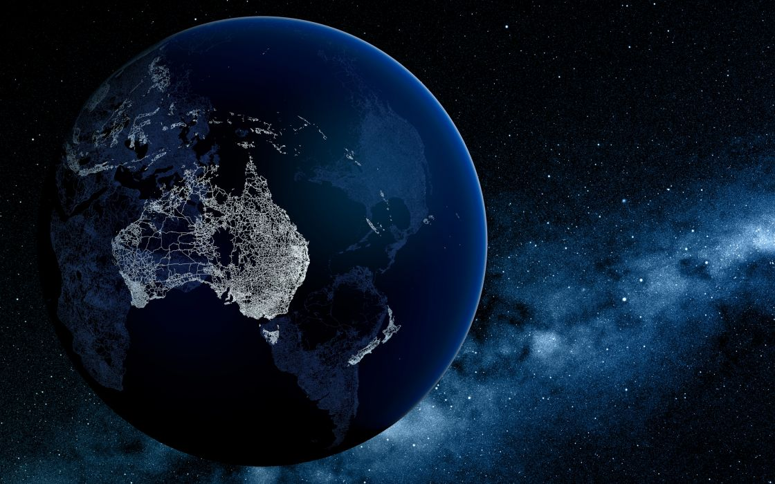 Our planet wallpaper