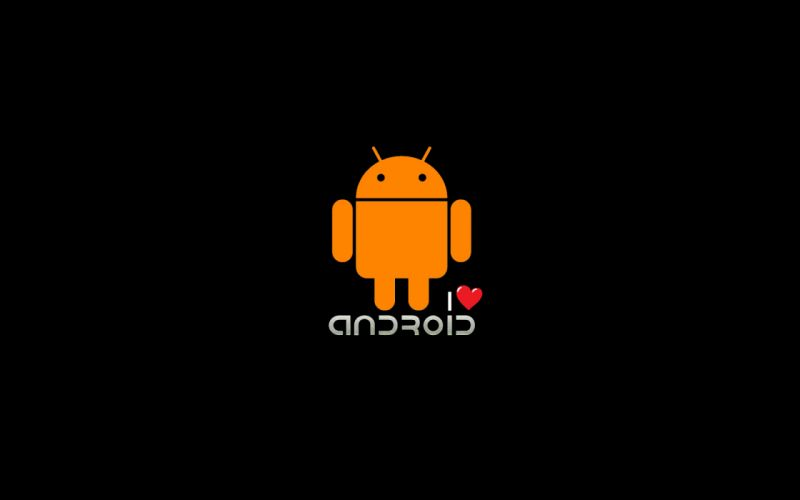 Android love wallpaper