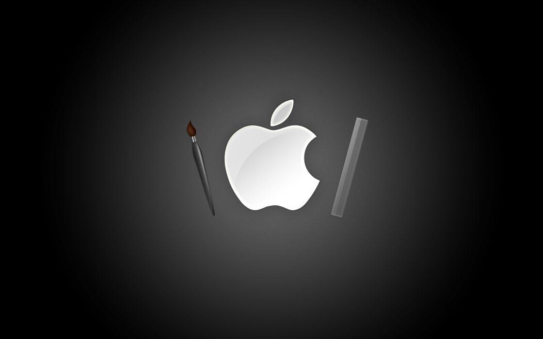 Apple modern wallpaper