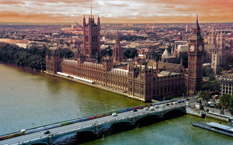 London view wallpaper