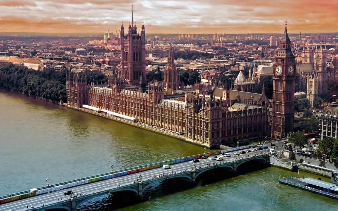 London view wallpaper