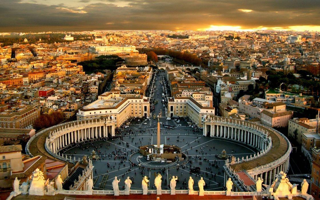 Vaticani piazza san pietro wallpaper