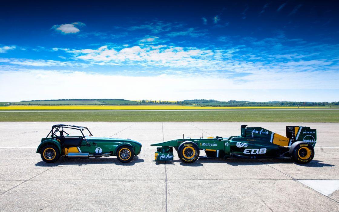 Lotus sport cars wallpaper