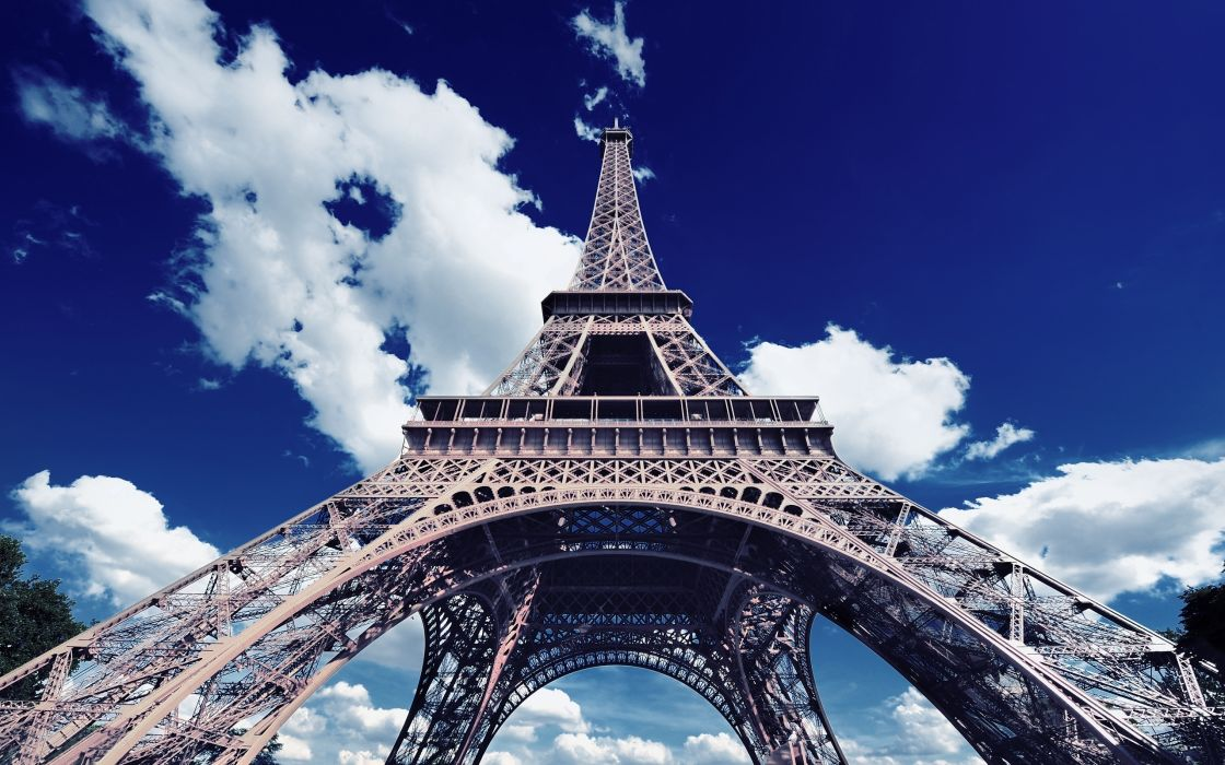 Eiffel tower - Paris wallpaper