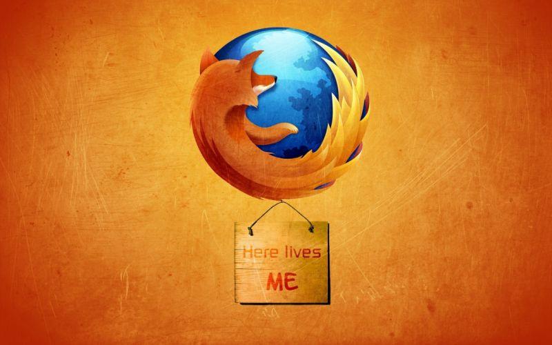 Great Mozilla Firefox wallpaper