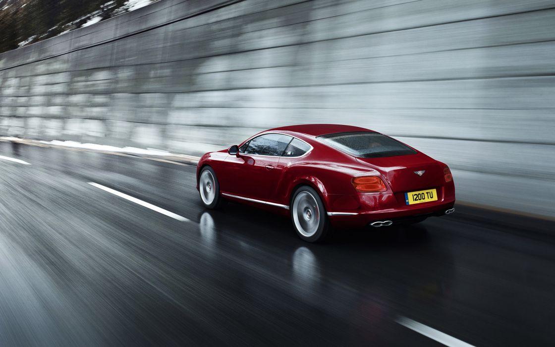Bentley Continental 2012 wallpaper