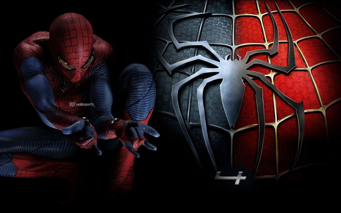 Spider man 4 wallpaper