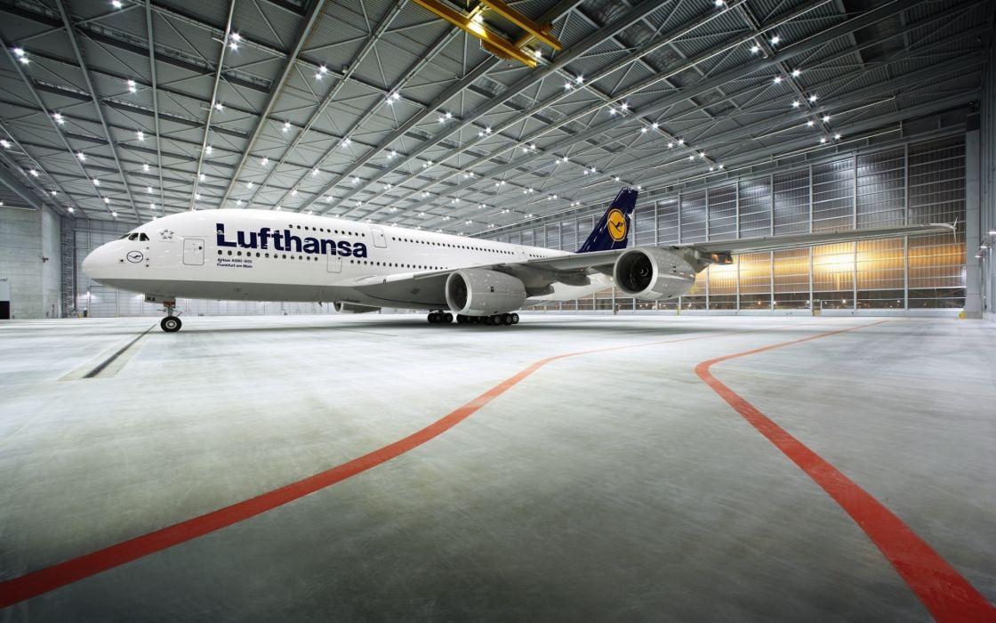 Lufthansa wallpaper