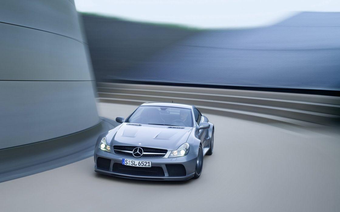 Mercedes benz sl 65 amg 2010 wallpaper