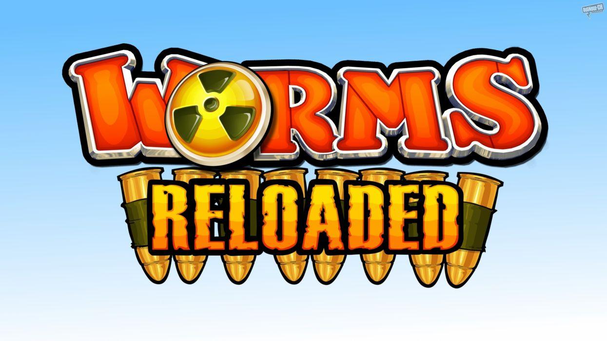 Worms reloaded wallpaper