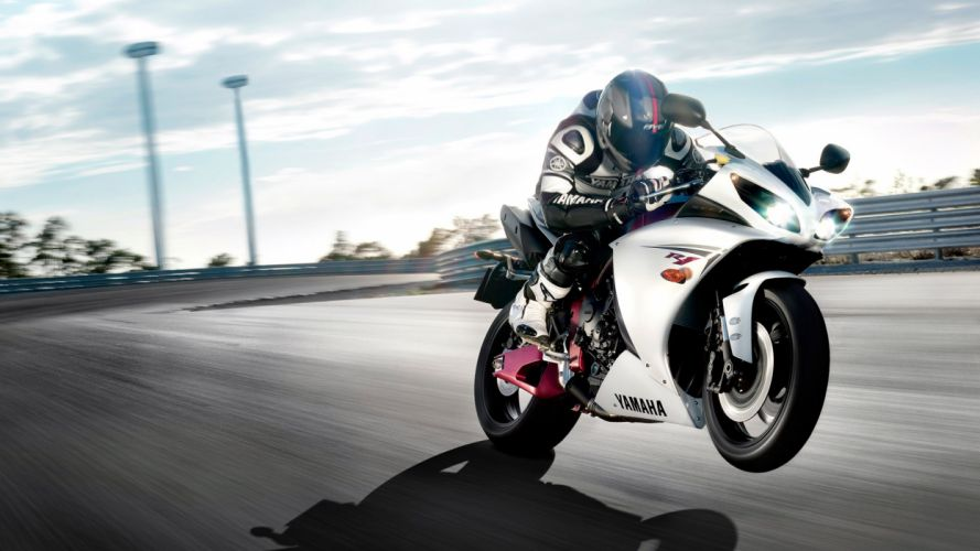 Yamaha Bike Ride wallpaper