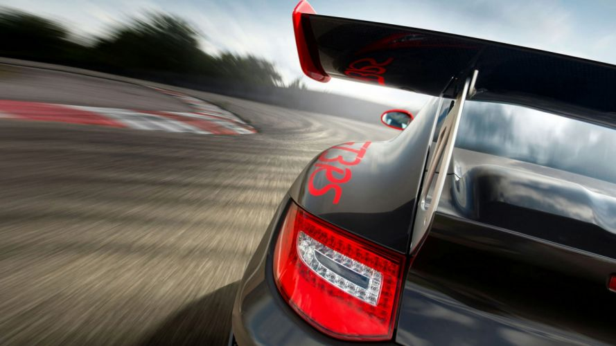 Porsche 911 Gt3 Rs wallpaper
