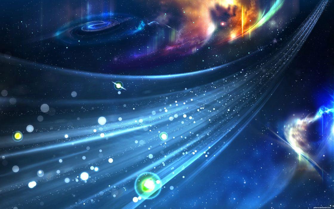 Travel universe wallpaper
