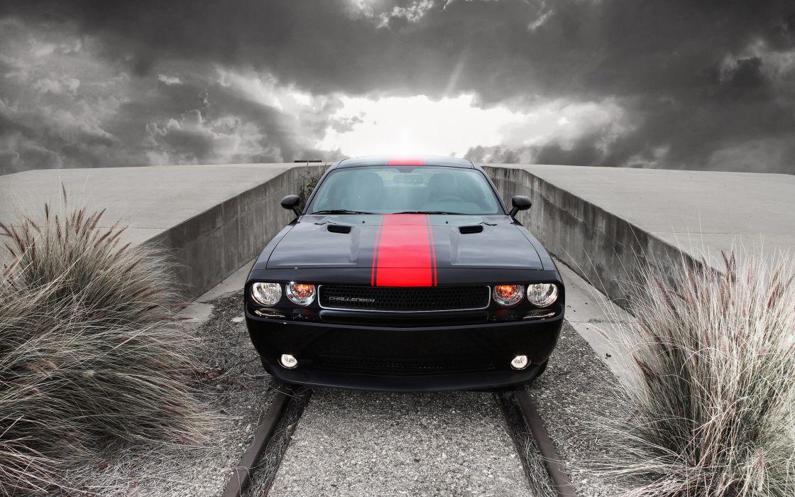 Amazing Dodge Challenger wallpaper
