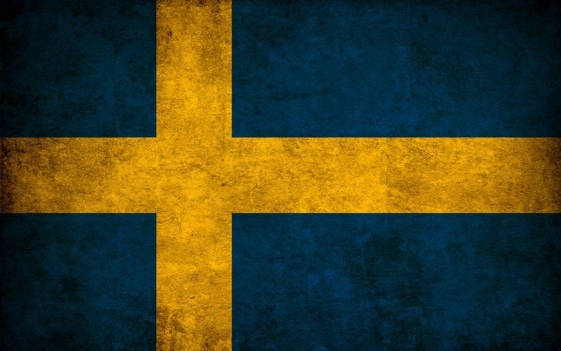 Swedish Flag wallpaper