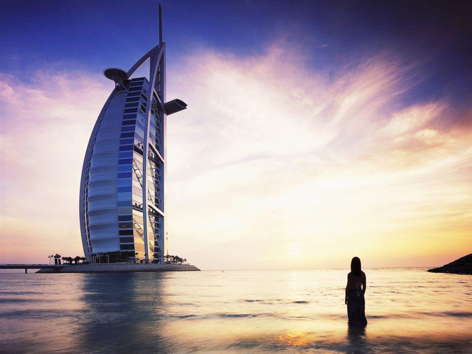 Burj Al Arab Dubai wallpaper