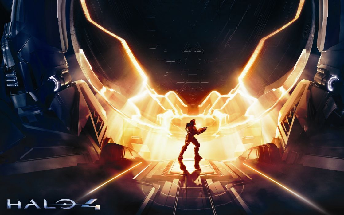 Halo 4 Xbox 360 game wallpaper