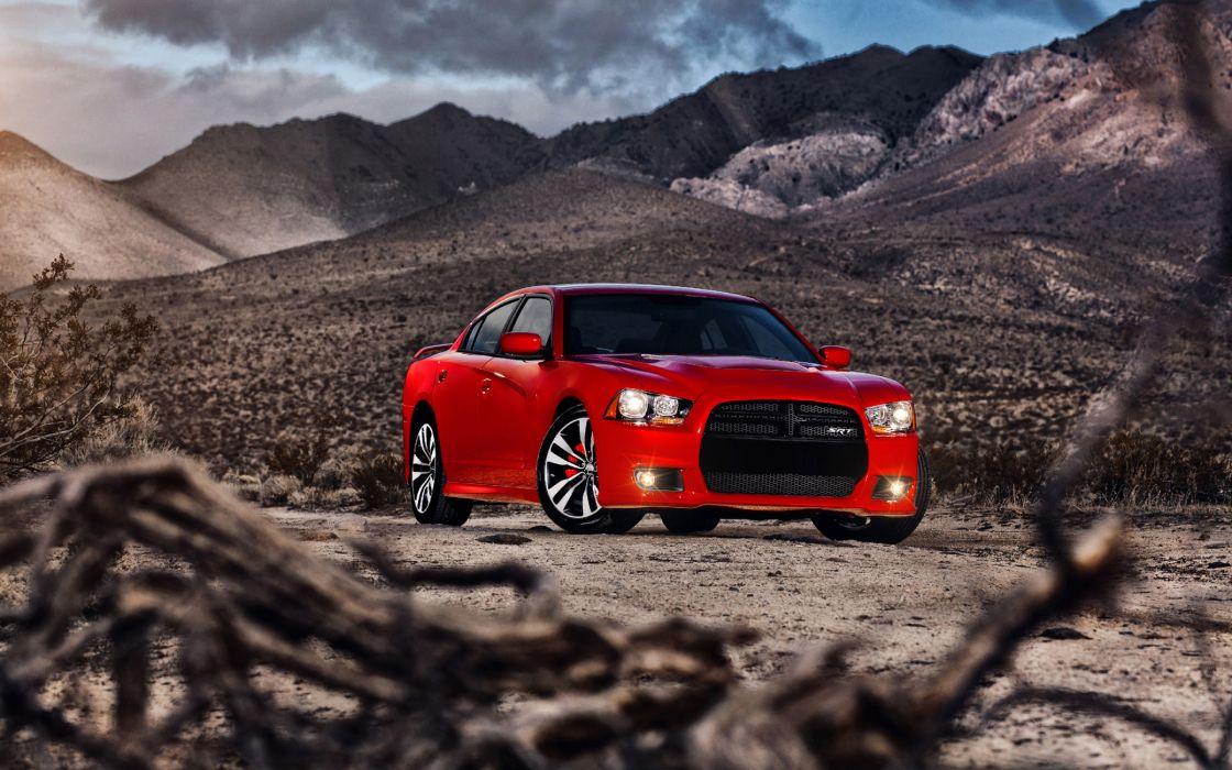 2012 Dodge Charger Srt8 wallpaper