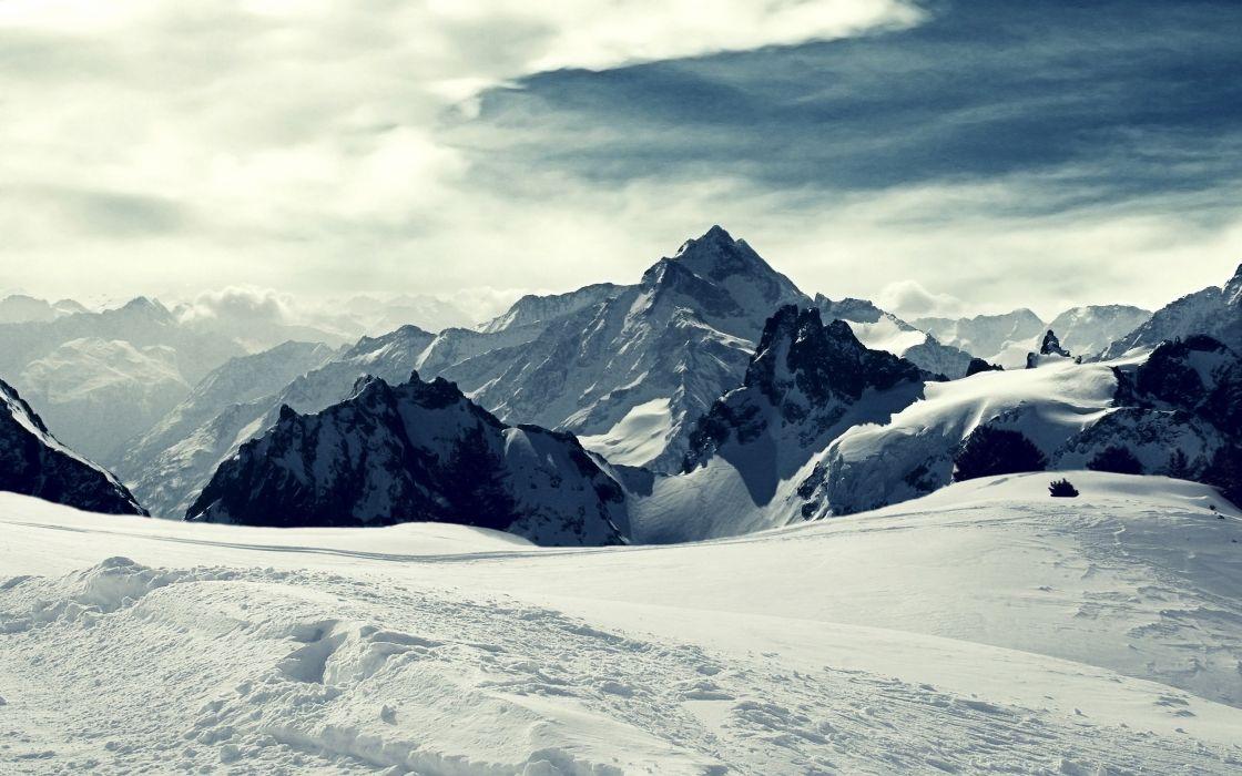Cold winter wallpaper