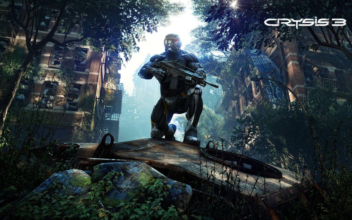 Crysis 3 New 2013 wallpaper