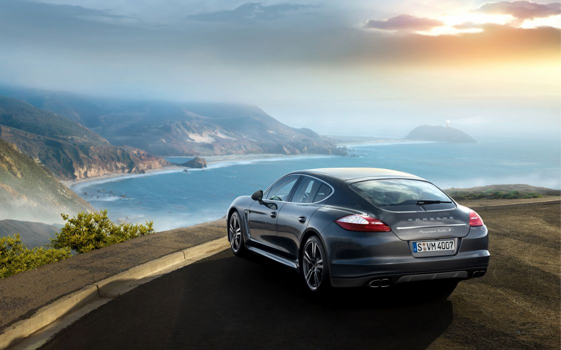 Amazing Porsche Panamera wallpaper