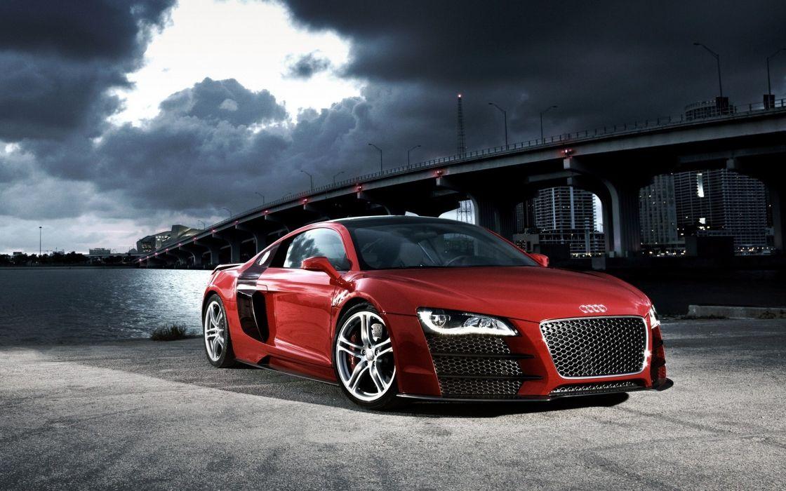 Audi R8 Tdi Le Mans Concept wallpaper