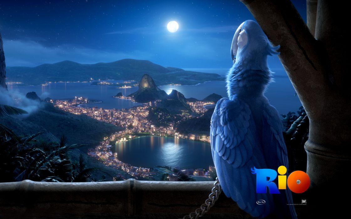 Movie Rio wallpaper