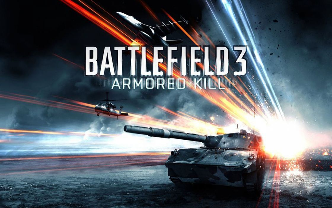 Battlefield 3 armored kill wallpaper