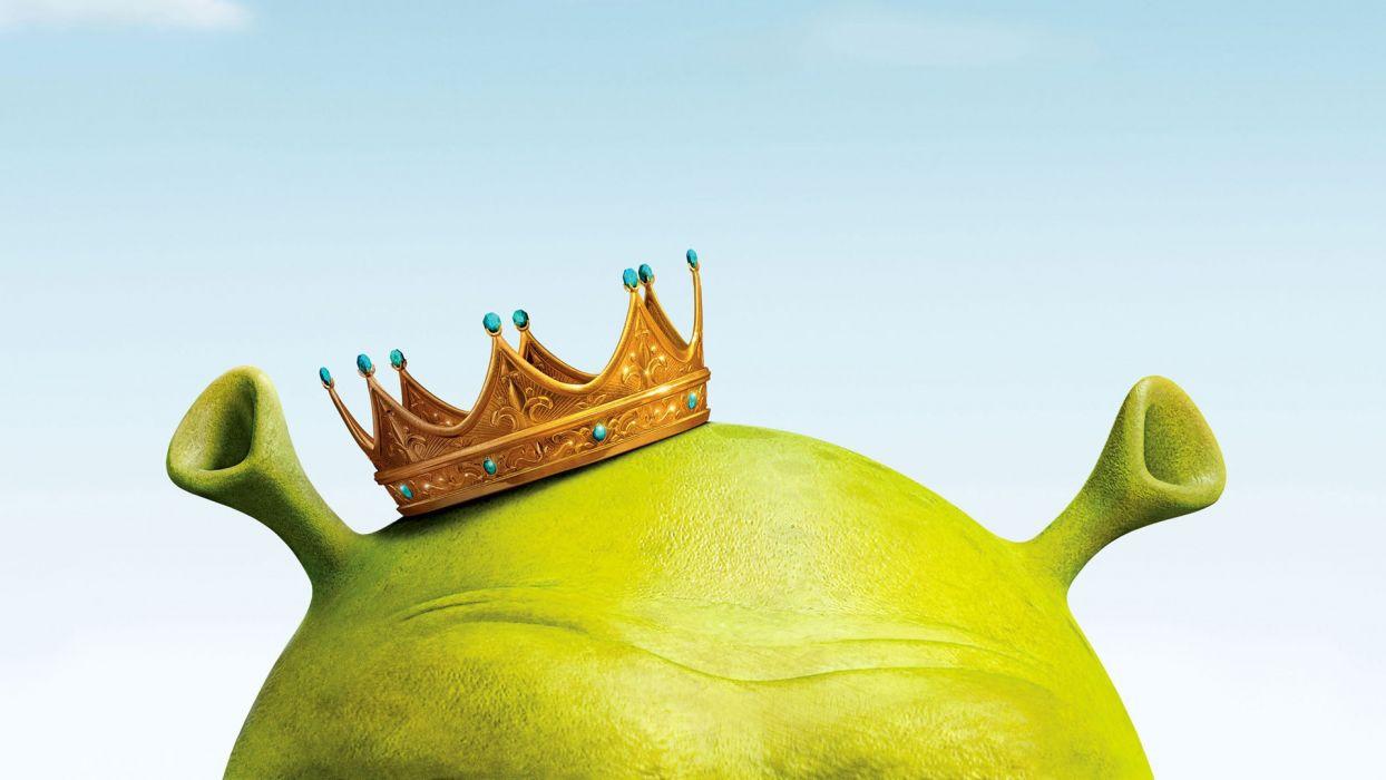 Shrek the Third wallpaper