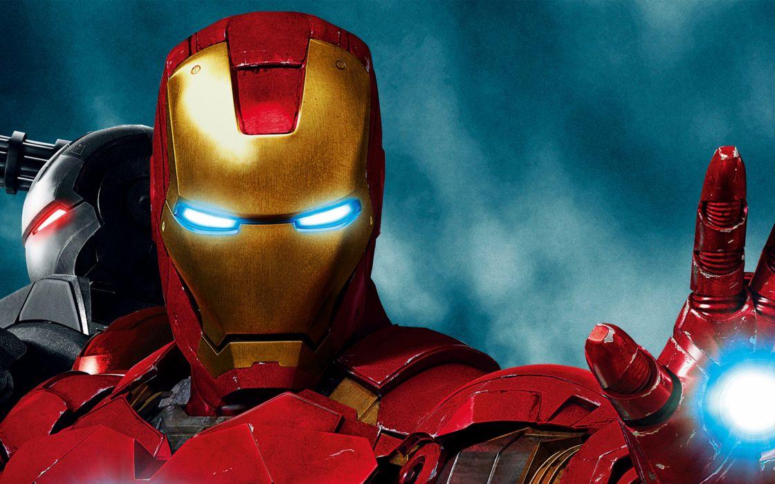 Amazing Iron Man 2 wallpaper