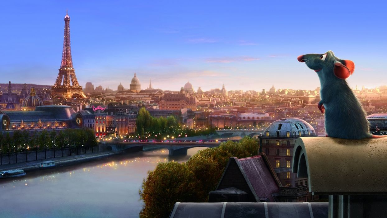 Ratatouille wallpaper
