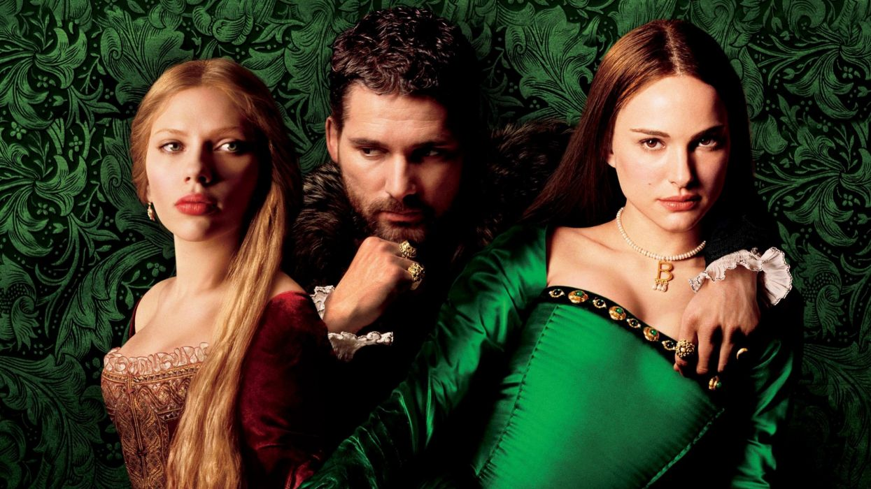 The Other Boleyn Girl wallpaper