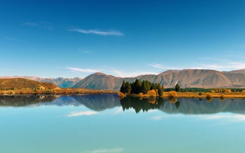 The Quiet Lake wallpaper