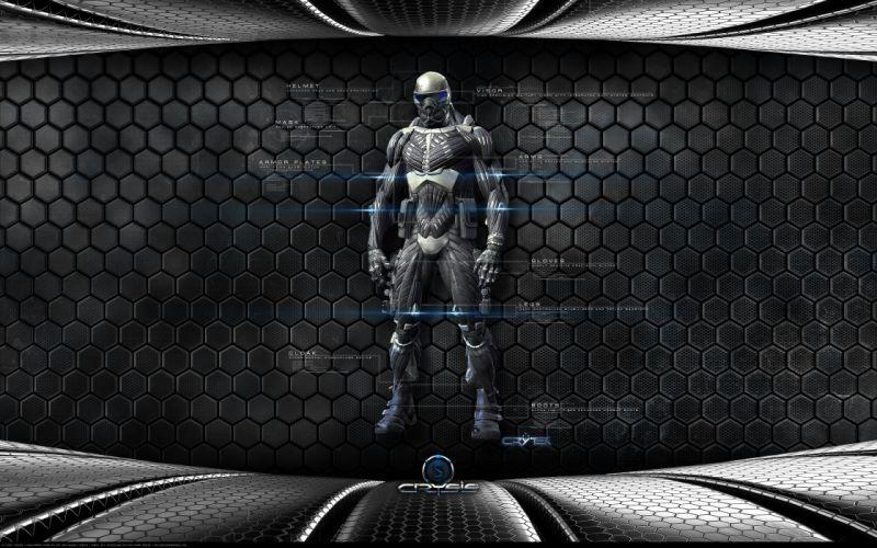 Crysis nanosuit wallpaper