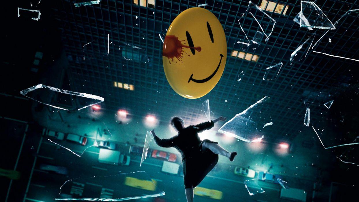 Watchmen Movie Scene wallpaper