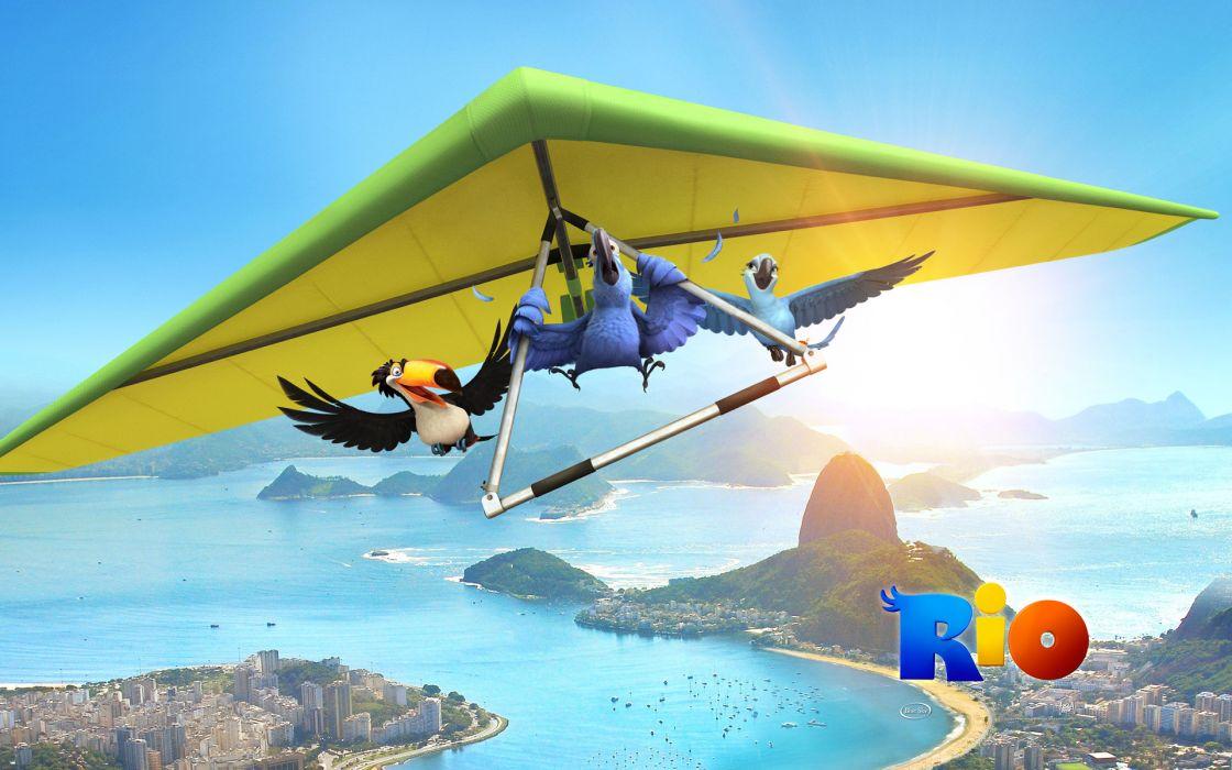 Rio Movie wallpaper
